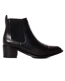 Dress Chelsea Ankle Boots Black