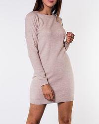 Marco Knit Dress Beige/Melange