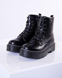 Duffy 78-68331 Boots Black