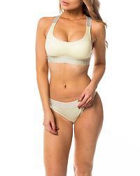 Lightly Lined Bralette Agnes Yellow