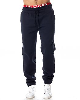 Cuffed Jersey Pant Navy Blazer