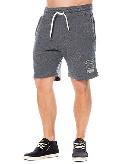 Wanvic Sweat Shorts Raw Grey