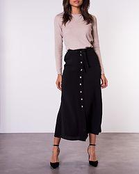 Sasha Ankle Skirt Black