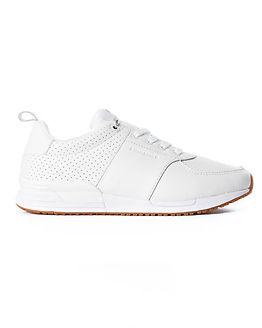 Sneaker R100 Low Met White