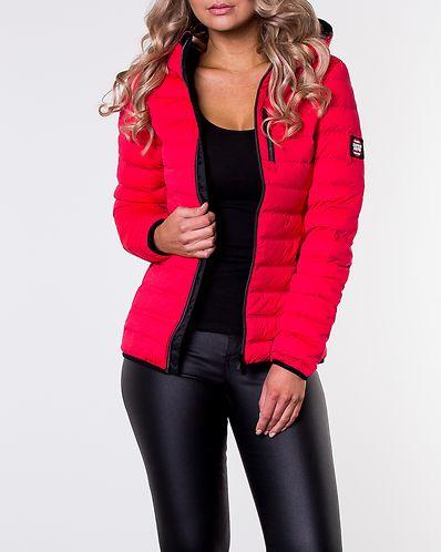 timeless design f5ba7 dfe3e Contak Down Stretch Jacket Paradise Pink