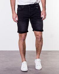 Ply Shorts Black Denim