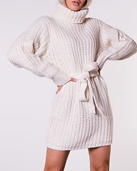 Fanny Knitted Sweater White