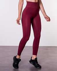 Rockaway Tights Sangria Red