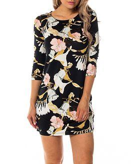 Blenda Dress Patterned