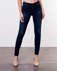Seven Shape Up Jeans Dark Blue Denim