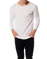 Isac Pullover White