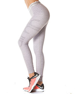 Grey Power Tights
