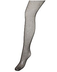 Netty Fishnet Tights Small Hole Black