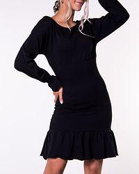 Nilay Smock Dress Black