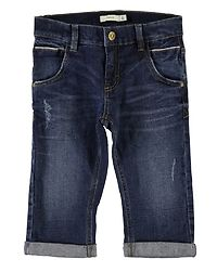 Ryan Bance Knickers Dark Blue Denim