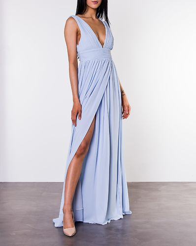 c6321ec625aa Prudence Maxi Dress Light Blue. 34 36 38. Make Way
