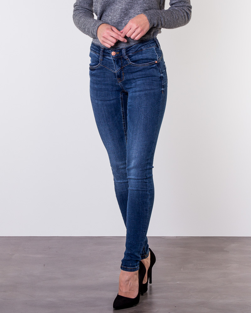 c01c52a1 77th Flea, Miranda Push-Up Jeans Medium Blue | Naisten Housut |  HOUSEOFBRANDON.COM