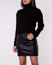 Belexi Rebel Skirt Black