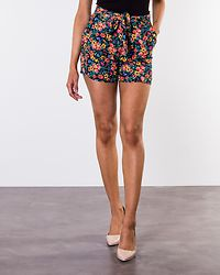 Kenya Shorts Black/Multicolor