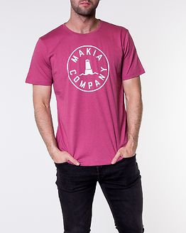 Beacon T-Shirt Mauve
