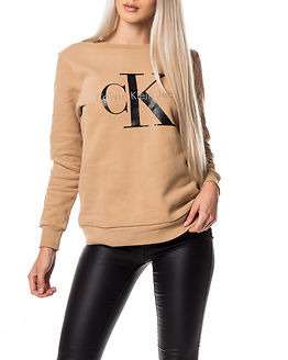 Crew Neck True Icon Sweat Tannin