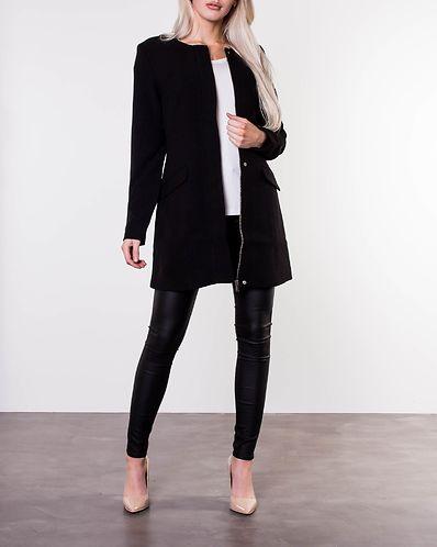 Pure Jacket Black 0b85b35809