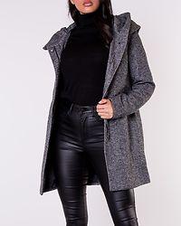 Sedona Light Coat Dark Grey Melange