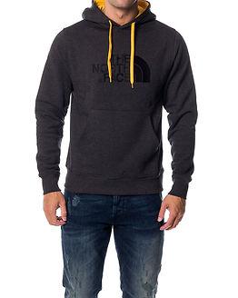 Drew Peak Pullover Hoodie Dark Grey