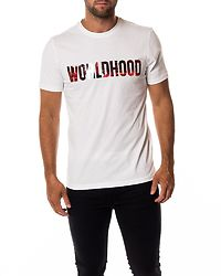 Worldhood Fitted Tee White