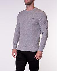 Tristant Sweat Crew Neck Light Grey Melange/Regular Fit