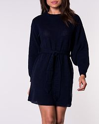 Long Sleeve Dress Navy