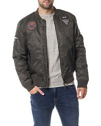 Limited Edition Flight Bomber Army Green