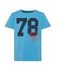 Ted Top Camp Cendre Blue