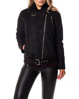 Ines L/S Jacket Black
