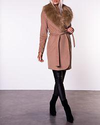 Verona Coat Camel
