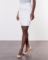 Eliza Reg Skirt White