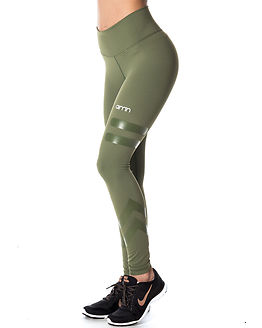 Green Tribe Tights