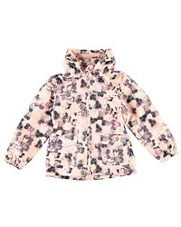 Mello Jacket Pansy Flower Peachy Keen