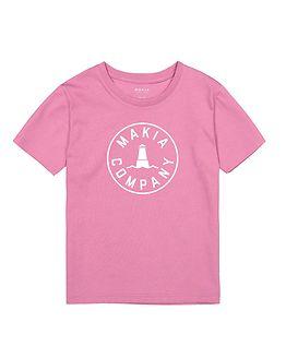 Astern T-Shirt Mauve