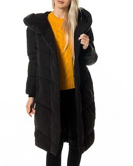Tally Long Jacket Black