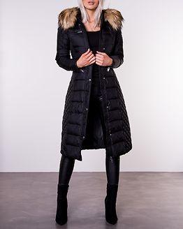 Kesha Coat Black