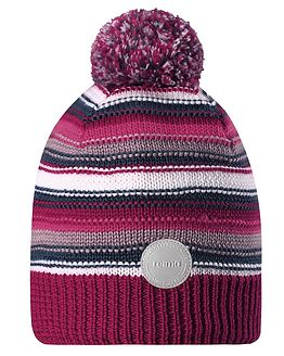Hurmos Beanie Heather Pink