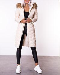 Sadie Long Jacket Beige