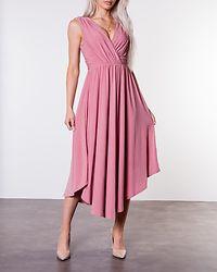 Valeria Dress Heather Pink