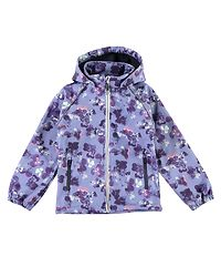 Falfa Softshell Jacket Flower Flint Stone