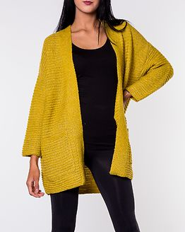 Alyssa Open Cardigan Yellow
