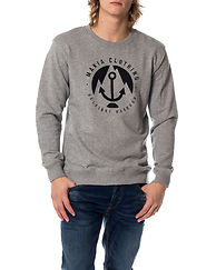 Harbour Sweatshirt Grey