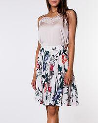Bloomy Skirt Cloud Dancer
