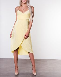 Corinne Dress Yellow