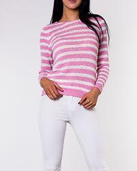 New Gabbi String Pullover Prism Pink/Cloud Dancer